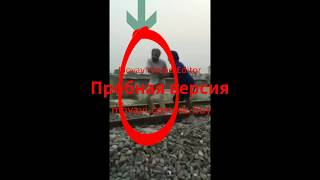 Shocking People Hit By Train Caught  wooow hahaha :D