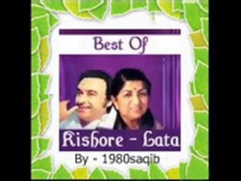 Saagar Kinare Dil Ye Pukare. (Lata Ji & Kishore Kumar).