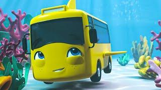 Buster In The Ocean Song | Go Buster | Nursery Rhymes | Baby Songs | Kids Song | Little Baby Bum