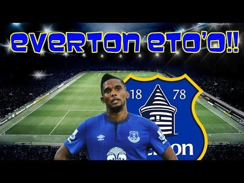Everton Eto'o FIFA 14 Squad Builder!