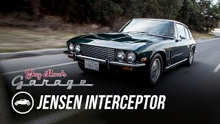 1974 Jensen Interceptor - Jay Leno's Garage