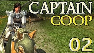 LOTRO: Captain CoOp #2 - Combe and Chetwood North (Bree Part 1)