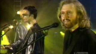 Watch Bee Gees Grease video
