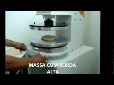 Maquina de estender massa lidl
