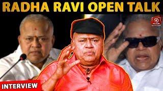 College la நான் ரொம்ப பொறுக்கினு சொல்லுவாங்க – Open Talk With Radha Ravi | Exclusive Interview