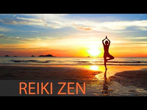 Reiki Zen Meditation Music: 8 Hour Healing Music, Positive Motivating Energy ☯114