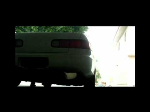Exhaust Integra Integra Gsr Sedan Rsr Exhaust