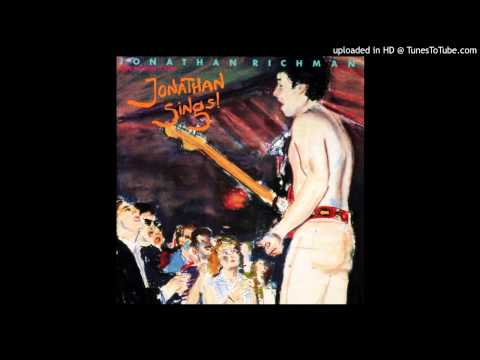 Jonathan Richman - Youre The One For Me