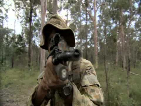 RAAF - Airfield Defence Guard (ADG) Basic Course in Detail