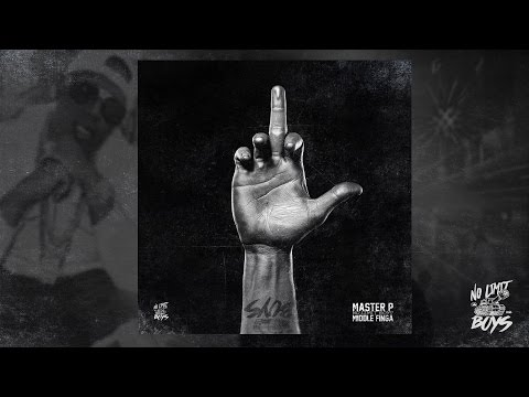 MIDDLE FINGA - MASTER P / NO LIMIT BOYS