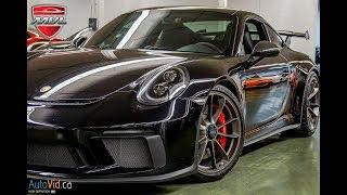 2018 Porsche 911 GT3 #174900 @MVLleasing.com - Toronto Exotic