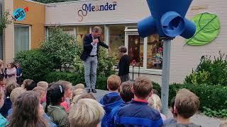 Alles nieuw bij peuteropvang Meanderschool Heiloo (18 september 2018)