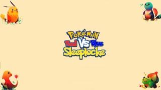 Pokemon Red Vs. Blue Sleeplocke: Pokemon Arcade Launch Stream!
