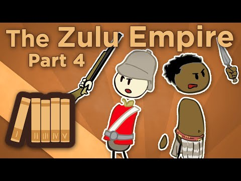 Africa: Zulu Empire IV - Last Stands and Changing Fortunes - Extra History