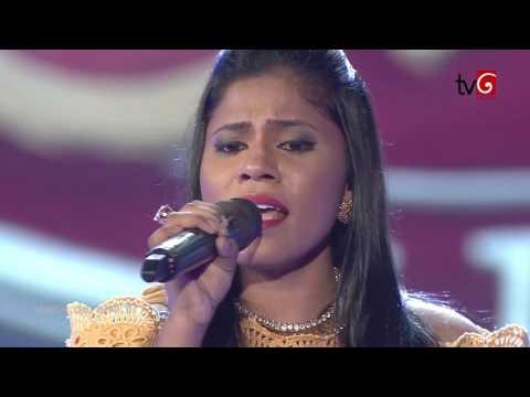 Dream Star Season 7 | Final 30  (01st Group)  Nimalka Udayakumari  ( 22 - 07-  2017 )