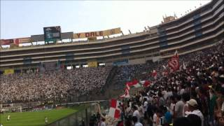Universitario 3 vs 0 Real Garcilaso 12/15/2013 Segundo PlayOff