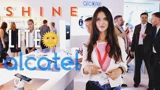 Alcatel Shine Lite: вечное сияние недорогих смартфонов