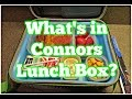 What's in Connors Lunch Box? Kindergarten