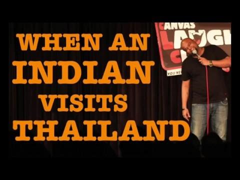 When An Indian Visits Thailand | Stand up Comedy by Nishant Tanwar thumbnail