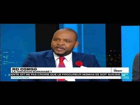 DÉBAT CHOC ! RD Congo, France 24 - Le Collabo J-D KOMBA tient des propos choquants !