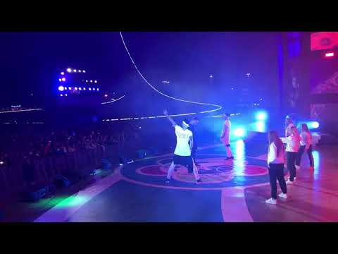 FAYDEE - Laugh Till You Cry / Wild Thoughts | LIVE in RUSSIA 2017