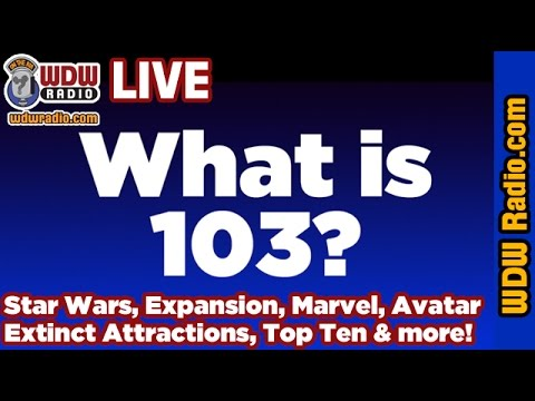 Disney World Expansion, Star Wars, Avatar, Marvel, Frozen, Extinct Attractions, Top 10