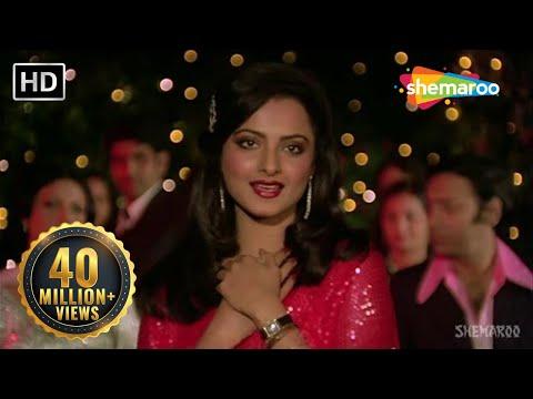 Jiske Liye - Vinod Mehra - Rekha - Nutan - Rajendra Kumar - Saajan Ki Saheli - Hindi Song