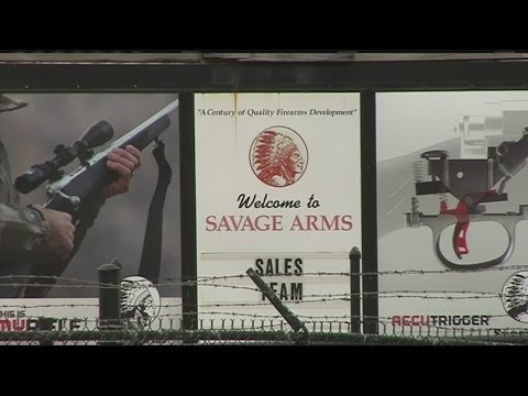 Layoffs announced at Savage Arms in Westfield