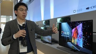 Panasonic Adds GZ950, GZ1000 & GZ1500 to GZ2000 4K OLED TV for 2019