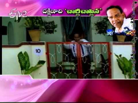 Tamil Actor Nagesh Vardanti ( Dakshinaadi Charli Chaplin )