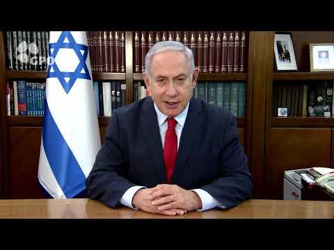 """רה""""מ נתניהו: """"אנחנו נחושים למנוע את ההתבססות הצבאית של איראן בסוריה נגד מדינת ישראל"""""""