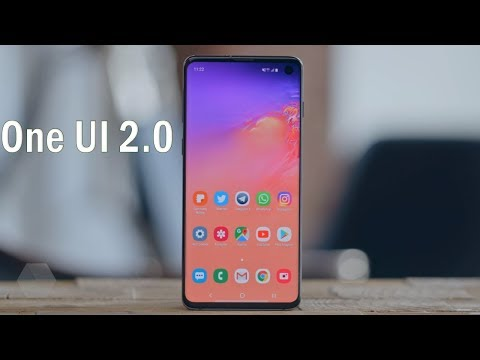 ОБЗОР Samsung One UI 2.0 | УЖЕ ДОСТУПНА ДЛЯ...