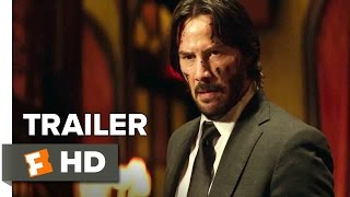 John Wick: Chapter 2 Official Trailer - Teaser (2017) - Keanu Reeves Movie