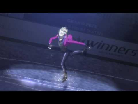 【ユーリ!!! on ICE Blu-ray&DVD6巻 特典映像】Yuri Plisetsky GPF in Barcelo... (04月11日 00:18 / 9 users)