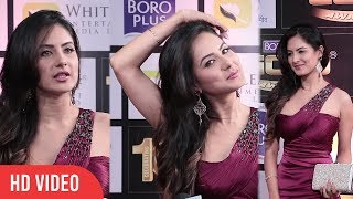 Pooja Bose at Boroplus 10th Gold Awards 2017 | Zee Tv