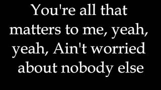 All that Matters Justin Bieber JB Lyrics Video Letra