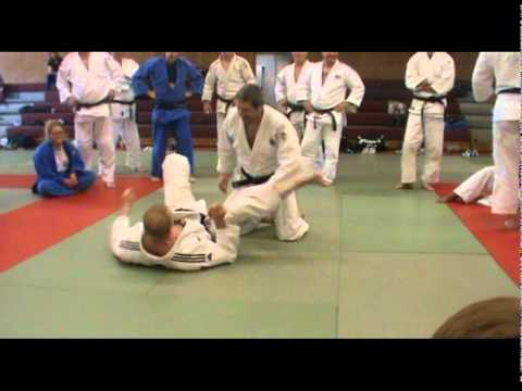 Judo - Competition Ne-waza Techniques by Steve Gawthorpe (6th Dan)_3 Image 1