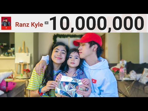 Our Road To 10,000,000 SUBSCRIBERS | Ranz and Niana