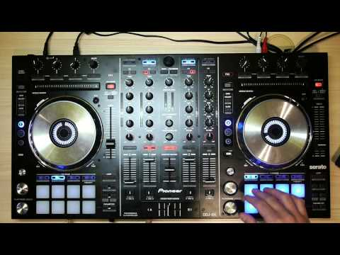 DJ DEMON - TEST Pioneer DDJ-SX - Short Mix POLAND