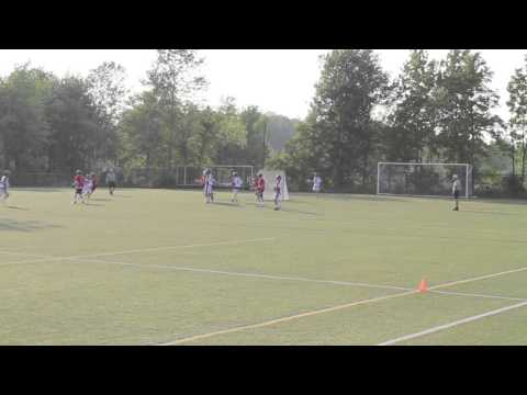 Matt Altman New Fairfield High School Lacrosse 2013 Highlights