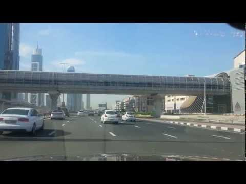 Dubai Road Trip 2013