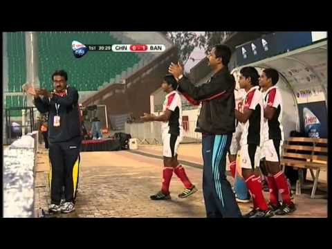 Hero HWLR2 Delhi: Bangladesh v China Reaction
