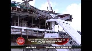 video Tacloban City Mayor Alfred Romualdez, pinagre-resign si Sec. Ping Lacson November 11, 2014 by Maan Primero.