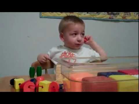 Deaf Toddler Finally Hears His Mom's Voice (Official) [HD]