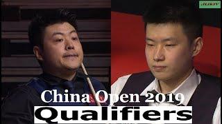 Zhao Xintong vs Liang Wenbo China Open 2019 Qualifers