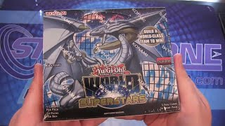Yugioh World Superstars 1st Edition Box Opening