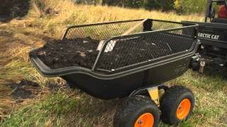 Polar HD1200 & HD1500 Utility Trailer Product Review