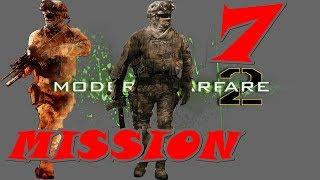Call of Duty Modern Warfare 2 Gameplay Walkthrough | Mission 7 | The Hornet's Nest