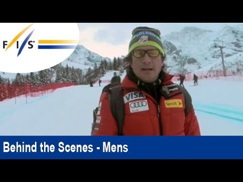 Coaching the Best - The Life of World Cup Coaches - Wengen - Behind the Scenes