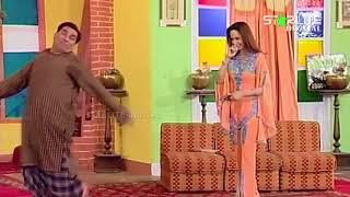 Zafri Khan, Nasir Chinyoti and Nargis New Pakistani Stage Drama Full Comedy Funny Clip